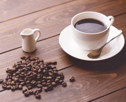 健康に良い煎れ立てコーヒー